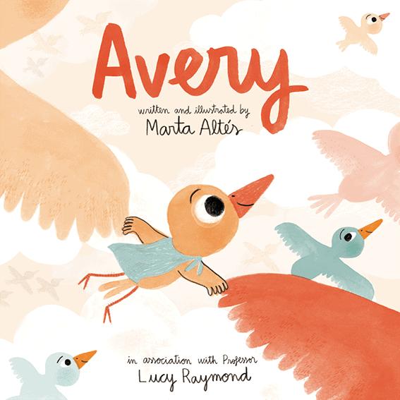 Avery by Marta Ales